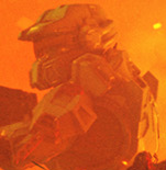 Fred on the cover of Halo: Shadows of Reach.
