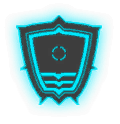Pistol Perfect medal icon in Halo: Spartan Assault.