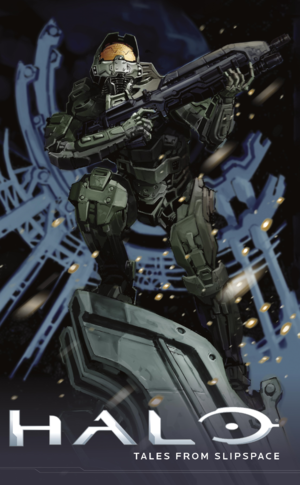 The cover of Halo: Tales from Slipspace.