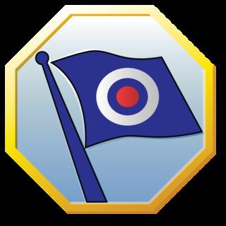 Flag Carrier Kill Halo 3 Medal Icon