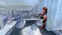 Halo 1 - Ice Fields Bridge, Lower Ledge.jpg