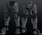 H4 Over-locking Legs 3d model.jpg