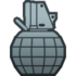 "Icon for the ""Look Ma No Pin"" Spartan Company Kill Commendation."