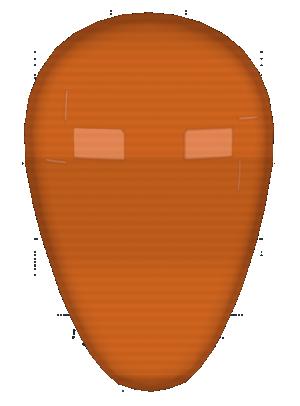 Lumu in an orange coloration.