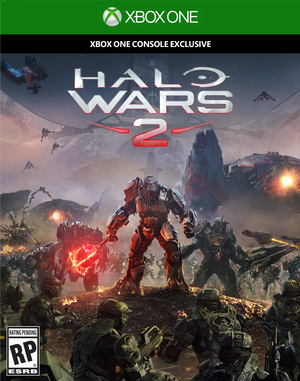 Halo Wars 2 cover.