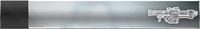 HTMCC Nameplate Platinum Rocket Launcher