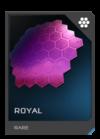 H5G REQ Visor Royal Rare