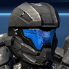 Halo 4 visor color - Recruit.