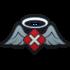 """Icon for the """"Body Guard"""" Spartan Company Kill Commendation."""