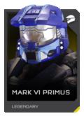 H5G REQ Helmets Mark VI Primus Legendary