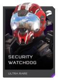 H5G REQ Helmets Security Watchdog Ultra Rare