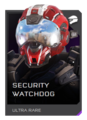 H5G REQ Helmets Security Watchdog Ultra Rare.png