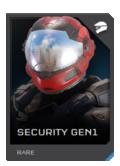H5G REQ Helmets Security GEN1 Rare