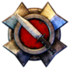 The Assassin Medal in Halo: Reach.