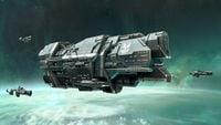 Fleet Battles - Valiant and frigates.jpg