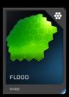 H5G REQ Visor Flood Rare