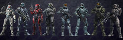 Source: Game Informer - Evolved Combat: How Halo 5: Guardians Is Breaking Tradition
