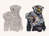 H5G - Fenrir armor concept art.jpg
