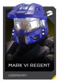 H5G REQ Helmets Mark VI Regent Legendary