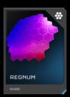 H5G REQ Visor Regnum Rare