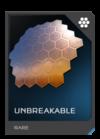 H5G REQ Visor Unbreakable Rare