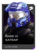 H5G REQ Helmets Mark VI Satrap Ultra Rare
