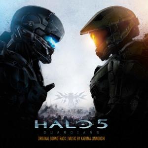 The soundtrack's album cover.