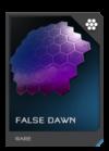 H5G REQ Visor False Dawn Rare