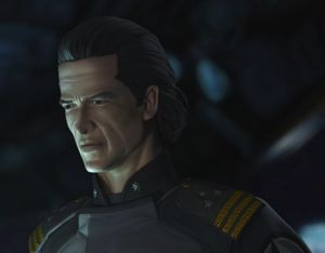 Image of Captain Lucius Jiron.