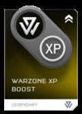 REQ Warzone XP Boost Legendary