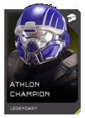 H5G REQ Helmets Athlon Champion Legendary
