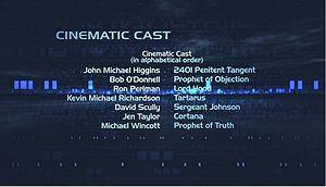 Halo 2 Credits