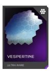 H5G REQ Visor Vespertine Ultra Rare