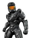 Centurion armor in Halo 2 Anniversary.