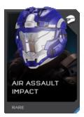 H5G REQ Helmets Air Assault Impact Rare