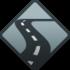 "Icon for the ""Road Trip"" Spartan Company Kill Commendation."