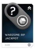 REQ Warzone RP Jackpot Rare