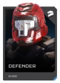 H5G REQ Helmets Defender Rare
