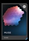 H5G REQ Visor Muse Rare
