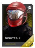 H5G REQ Helmets Nightfall Legendary