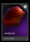 H5G REQ Visor Aureus Ultra Rare