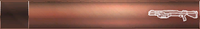HTMCC Nameplate Bronze Shotgun