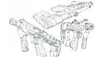 Prototype SubmachineGun Concept.png