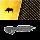 H3 AssaultRifle BlackRhino Skin.png