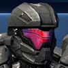 Halo 4 visor color - Rogue.