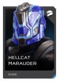 H5G REQ Helmets Hellcat Marauder Rare
