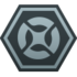 """Icon for the """"Standing Tall"""" Spartan Company Game Mode Commendation."""