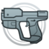 "Icon for the ""Standard Issue"" Spartan Company Kill Commendation."