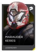 H5G REQ Helmets Marauder Keres Legendary