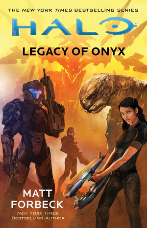 Source : Simon & Schuster - HALO: Legacy of Onyx